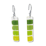 LMOL Glass Earrings - Orange