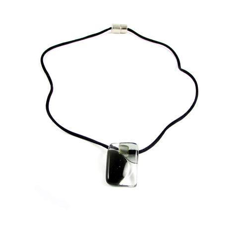 Onda Mini Pendant - Black