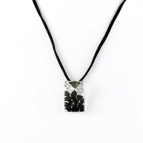 Picado Mini Pendant - Black