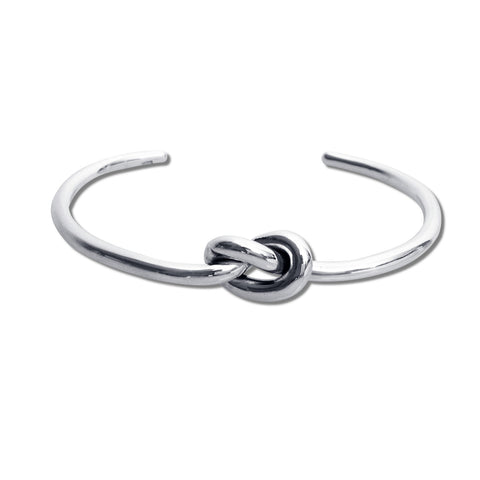 Simple Knot Cuff- Thick