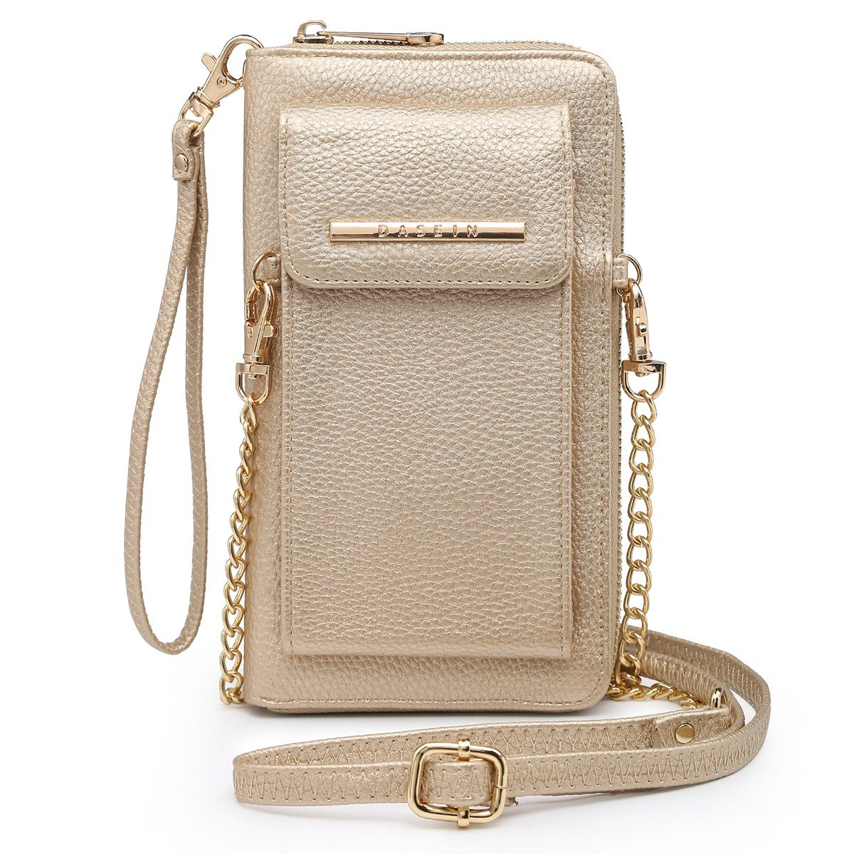 Fashion Small Size Cellphone Wristlet Crossbody Bag