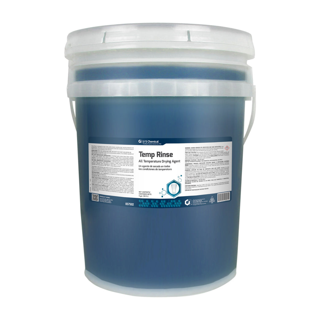 US Chemical 57560, -All Temperature, non-Chlorinated Detergent