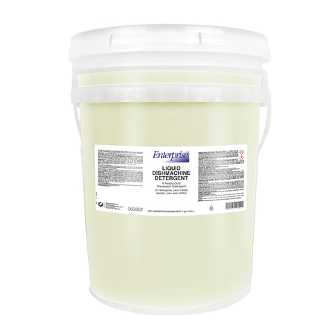 US Chemical 63952, Enterprise Detergent Liquid Dishmachine 5 Gallon