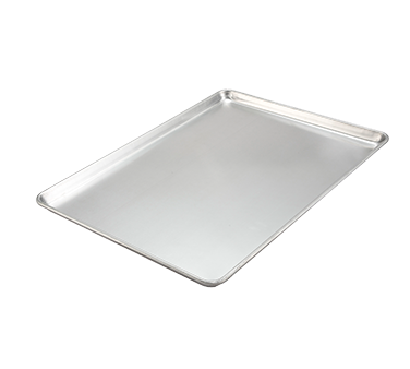 "Winco ALXP-1826 18"" x 26"" Aluminum Sheet Pan - Kentucky Restaurant Supply"
