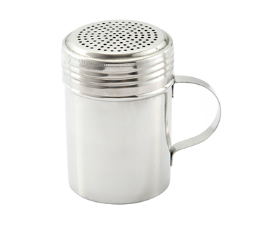 Winco DRG-10H Stainless Steel 10 oz Dredge