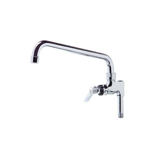 "Dormont LFAF-12, Watts Hydro-Force™ Lead-free Add-On Faucet with 12"" Swivel Spout"