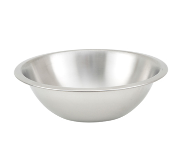Winco MXHV-2000, 20 Quart Stainless Steel Heavy Duty Mixing Bowl - Kentucky Restaurant Supply  - 1