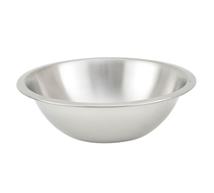 Winco MXHV-500, 5 Quart Stainless Steel Heavy Duty Mixing Bowl - Kentucky Restaurant Supply  - 1