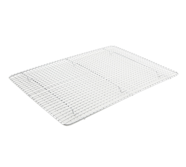 "Winco PGW-1216, Pan Grate for Half-size Sheet Pan, 12"" x 16-1/2"", Chrome Plated"