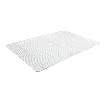 "Winco PGW-2416, Pan Grate for Full-size Sheet Pan, 16"" x 24"", Chrome Plated"