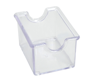 Winco PPH-1 Plastic Sugar Packet Holder - Kentucky Restaurant Supply