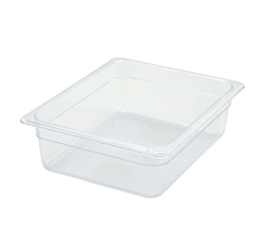 Winco SP7204 Half Size Food Pan - Kentucky Restaurant Supply