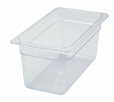 "Winco SP7306 1/3 Size Food Pan 5-1/2"" - Kentucky Restaurant Supply"