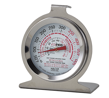 "Winco TMT-OV2 Oven Thermometer 2"" - Kentucky Restaurant Supply"