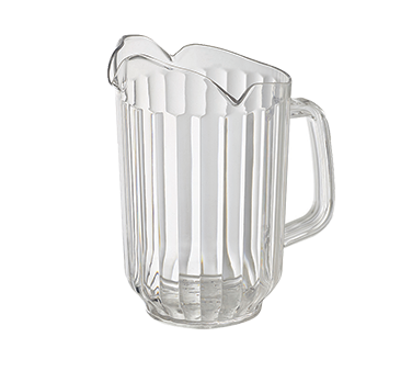 Winco WPCT-60C Water Pitcher 60 oz. - Kentucky Restaurant Supply