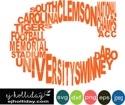 South Carolina University svg eps png dxf jpeg jpg vector Graphic Design Digital Cutting File Instant Download Cameo Silhouette Cricut