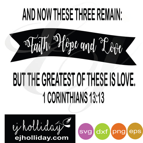 and now these three remain SVG EPS DXF PNG VECTOR Graphic Design Digital Cutting File Instant Download Cameo Silhouette Cricut