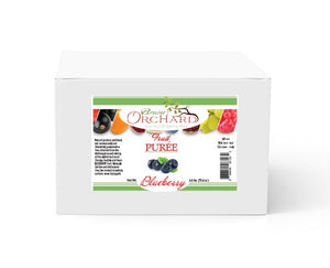 Brewer's Orchard Natural Blueberry Puree - 4.4 lb