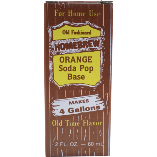 Orange Soda Extract 2 oz