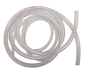 "Thick Wall Clear Beverage Tubing 3/16"" ID X 7/16"" OD, per foot"