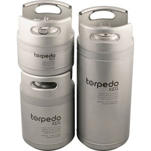 Torpedo Ball Lock Keg - 5 gallon