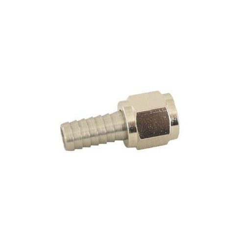 "1/4"" MFL Swivel Nut & 5/16"" Barb"