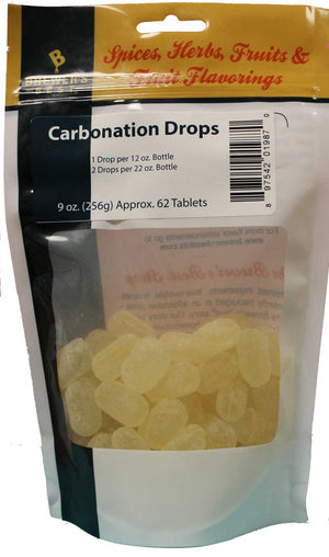 Brewer's Best Carbonation Drops - 9 oz Package
