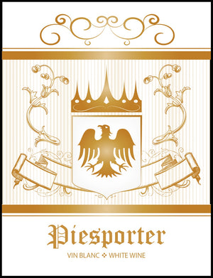 Piesporter Wine Labels - 30/Pack