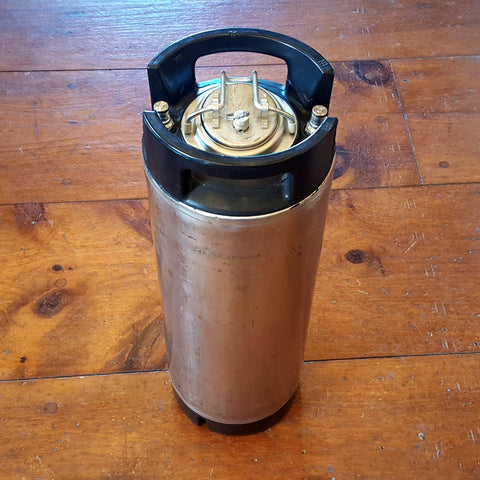 Used 5 Gallon Ball Lock Corny Keg