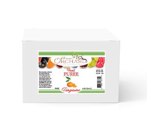 Brewer's Orchard Natural Tangerine Puree - 4.4 lb