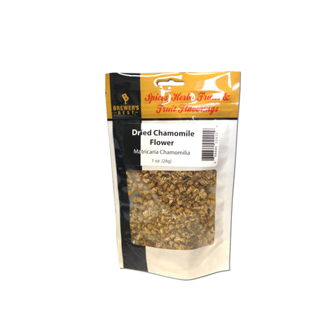 Dried Chamomile Flowers 1 oz