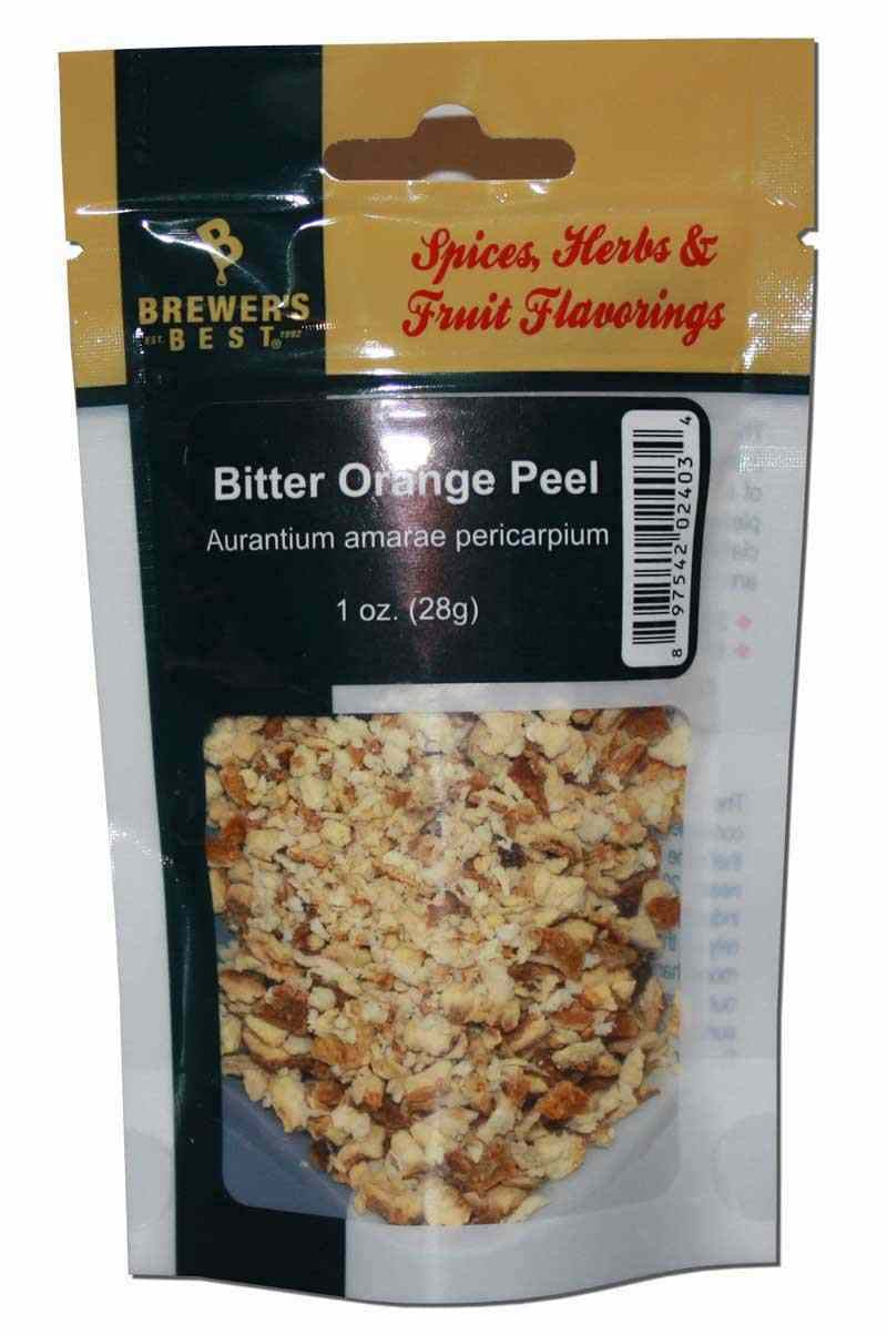 Bitter Orange Peel 1 oz