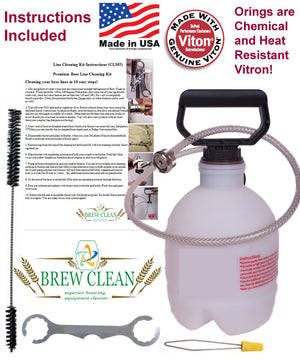 Premium Beer Line Cleaning Kit