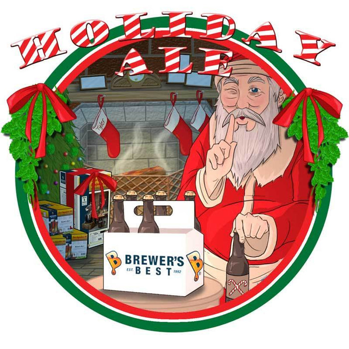 Brewer's Best Seasonal Holiday Ale Ingredient Kit