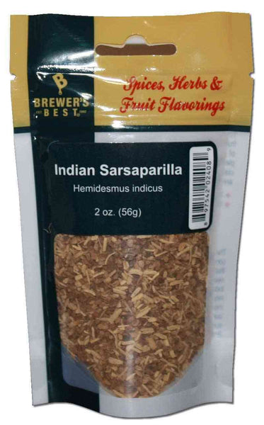 Indian Sarsaparilla 2 oz