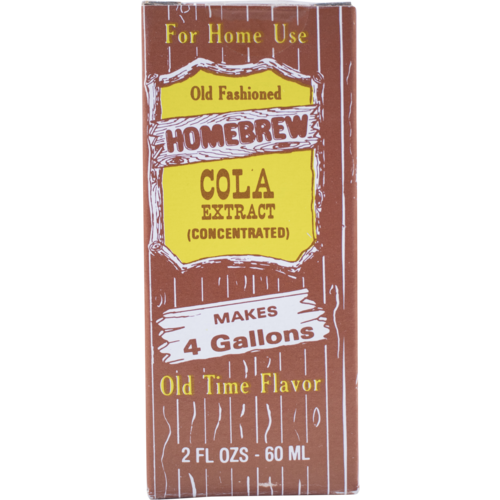 Cola Soda Extract 2 oz