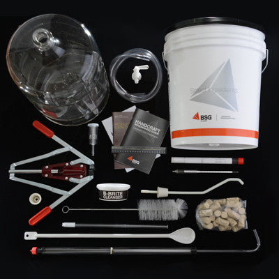 K8 Wine Equipment Kit