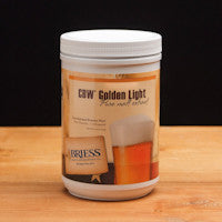 Briess CBW Golden Light Liquid Malt Extract (LME)- 3.3lb Jar