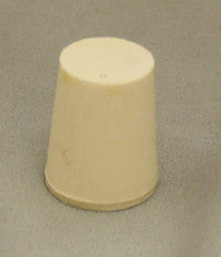 Solid Rubber Stopper #2