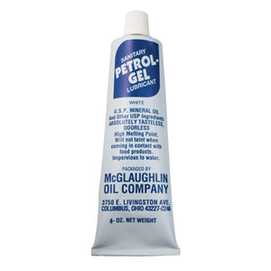 Petrol-Gel 4 oz Sanitary Food Grade Lubricant