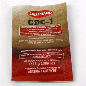 Lallemand CBC-1 Ale Yeast 11 g