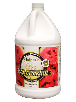 Vintner's Best Watermelon Wine Base - 128 oz