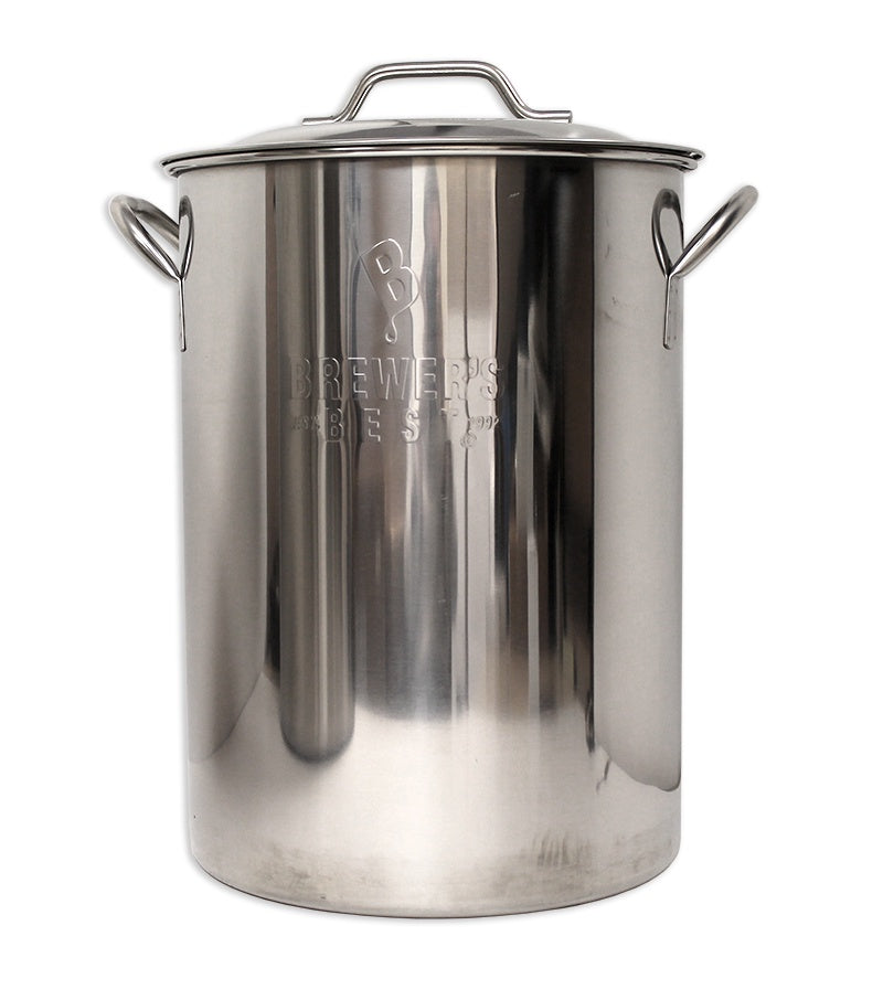 8 Gallon Brewer's Best Basic Brewing Pot