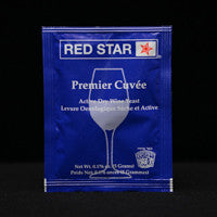 Red Star Premier Cuvee Wine Yeast 5 g