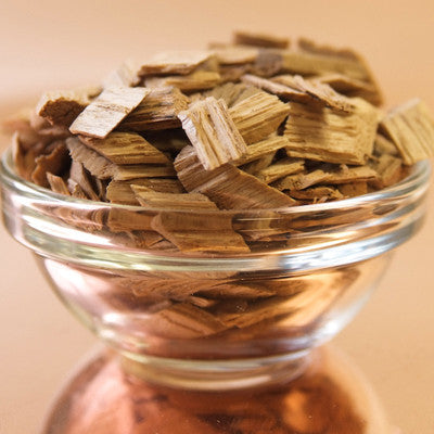 Oak Chips - Light Toast American 4oz