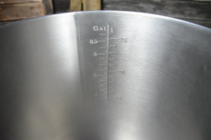 Anvil Stainless Steel Bucket Fermentor - 7.5 Gallons