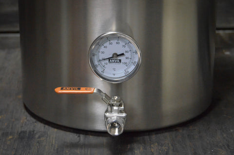 Anvil Thermometer - Weldless