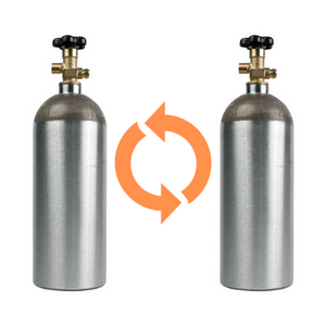 5 Pound CO2 Cylinder Exchange