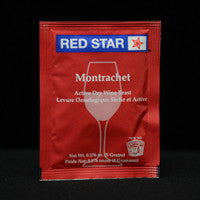 Red Star Premier Classique (Formerly Montrachet) Wine Yeast 5 g