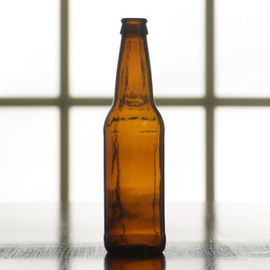 12 Ounce Amber Beer Bottles (24/case)